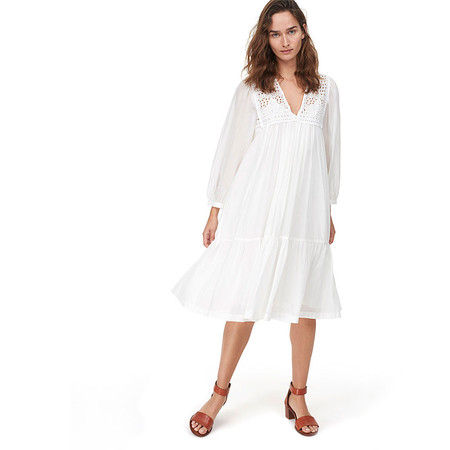 closed karol dress