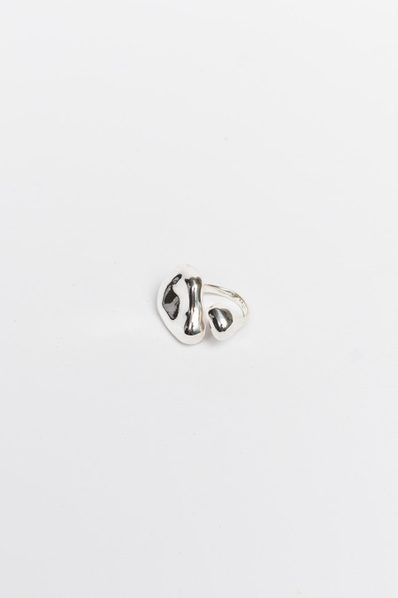 FARIS Nug Ring Sterling Silver