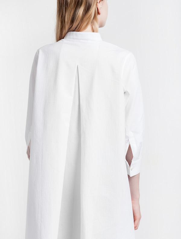 Acne Studios Barlet Co Jacquard Dress