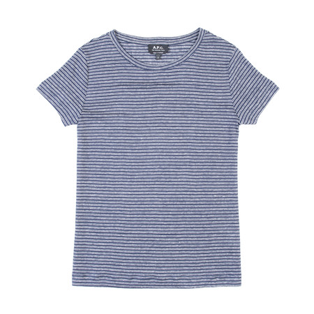 A.P.C. T-Shirt Lilo - Dark Navy