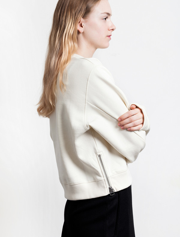 Acne Studios Bird Fleece Sweatshirt