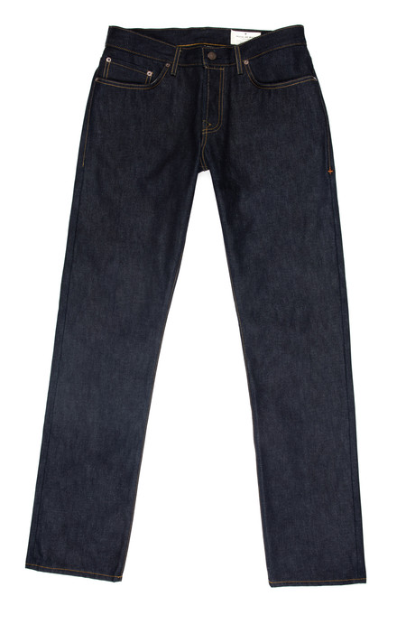 Imogene + Willie Barton Slim - 13.5 ounce Cone Mills Selvage