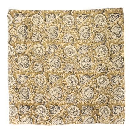 s.k. manor hill Bandana - Floral Print