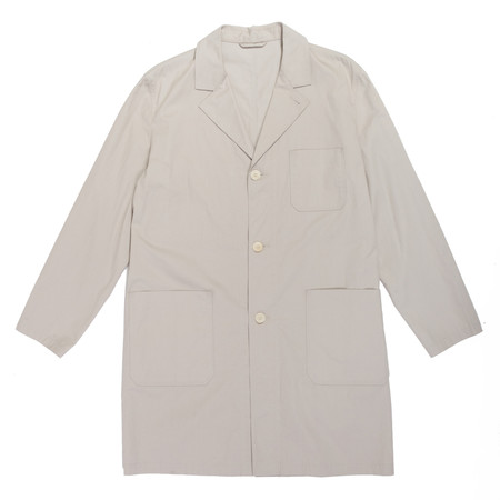 s.k. manor hill Lab Coat - Sand