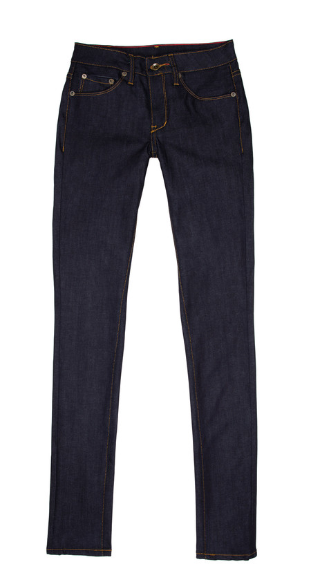 Raleigh Denim + Workshop Surry Women's Jean - Cone Mills Raw Stretch Denim