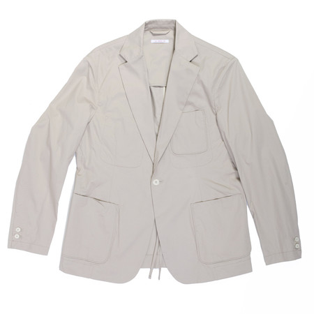 s.k. manor hill Tie Blazer - Sand