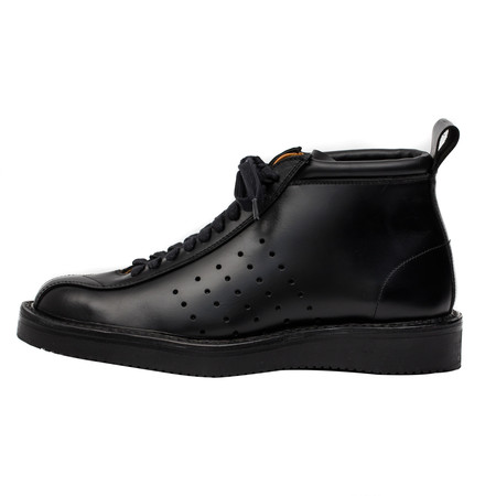 Yuketen HB001 - Full Grain Black