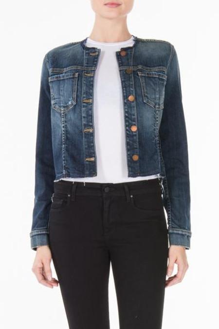Fidelity Denim | Ramone Denim Jacket in Artisan Blue