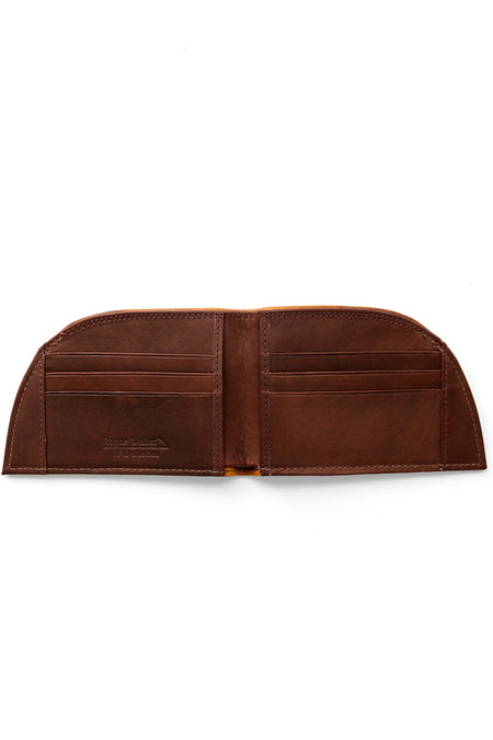 Rogue Industries Front Pocket Wallet Bison - BROWN