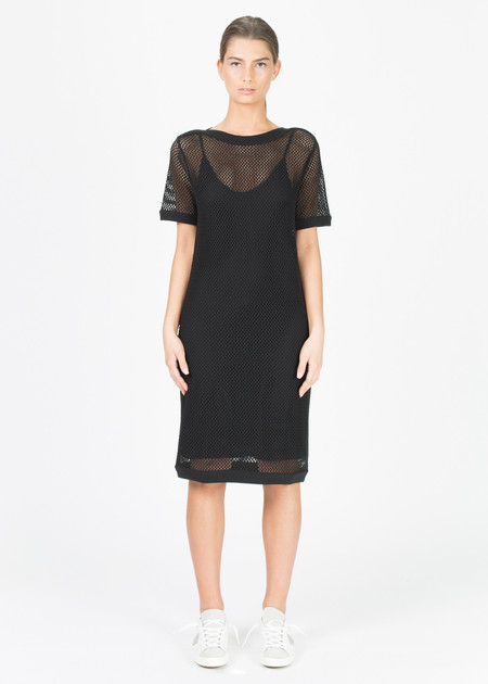 A Détacher Marla Mesh Dress