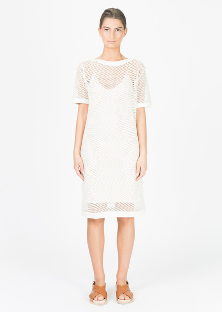 A Détacher Marla Mesh Dress