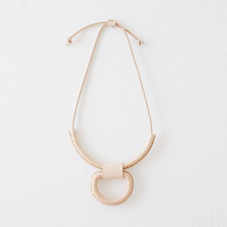 Crescioni union necklace