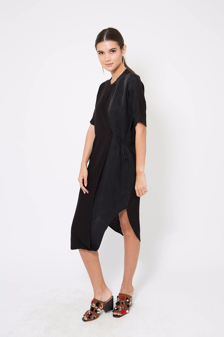 Assembly New York Combo Twist Dress