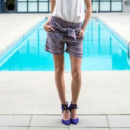 Sofia 'Ellen Shorts'