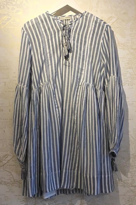 Ulla Johnson 'Helena' Stripe Cotton Dress