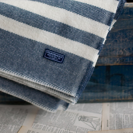 Faribault Trapper Wool Throw