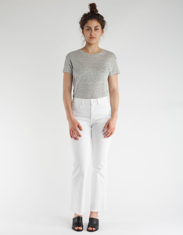 Pantalons Pour Femmes De Jeans Lily Recadrée Filippa K OQreF