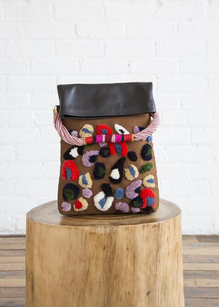 Rachel Comey Ran Handbag Mauve