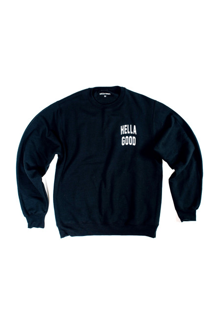 Unisex Urban Prep Lifestyle Clothing Hella Good Sweatshirt