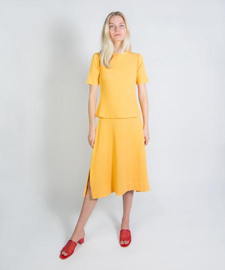 Delfina Balda Inga Knit Skirt