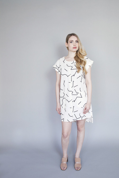 Eve Gravel - Dubuffet Shirt Dress