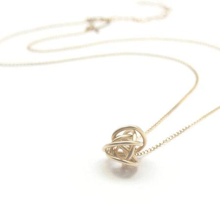 Favor Scribble Necklace