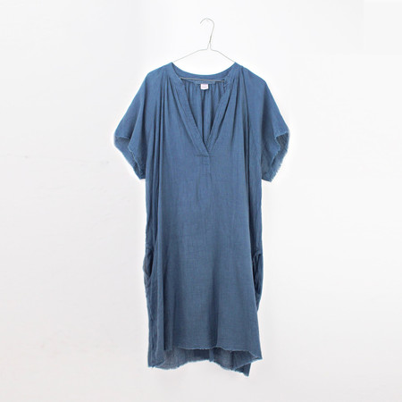 Love Tanjane Peasant Gauze Dress