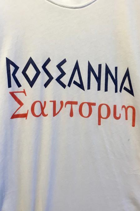 Roseanna Greek Island Tee