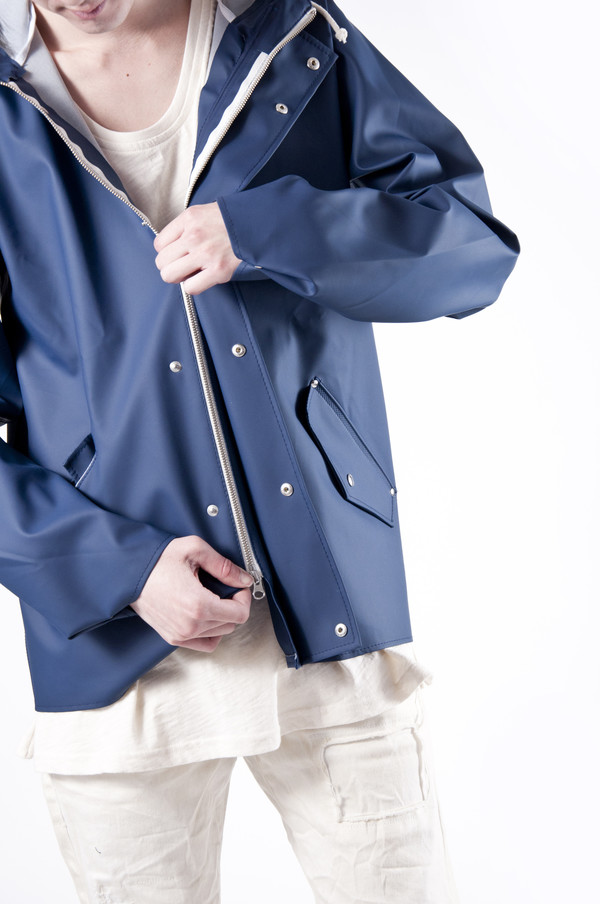 Norse Projects Anker Classic Navy
