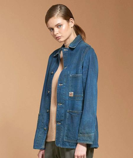 Chimala Denim Work Chore Jacket