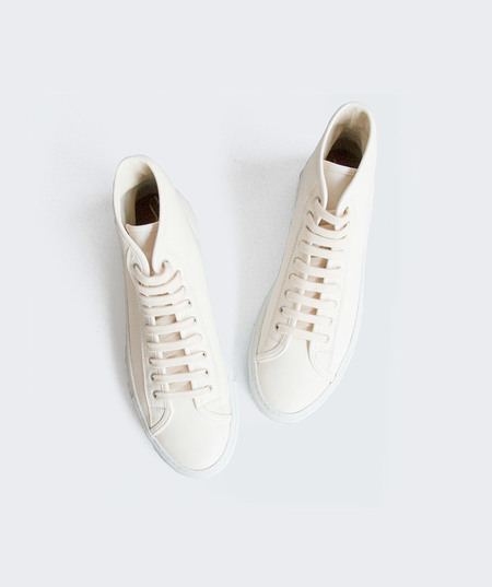 Woman by Common Projects Tournament Hi - White
