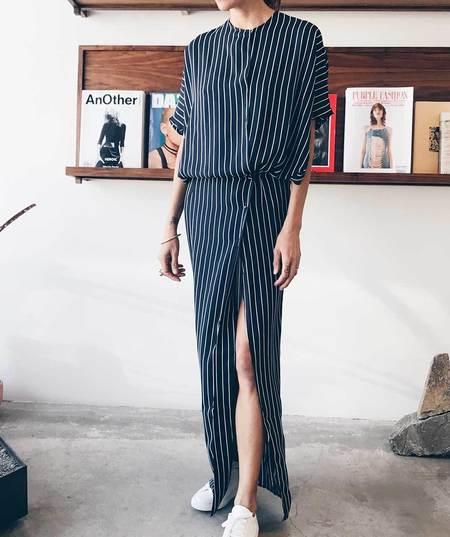 Assembly New York Twist Split Dress