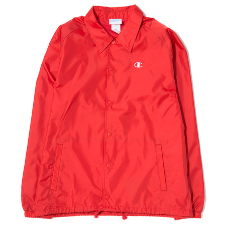 CHAMPION LIVESTOCK  COACHES JACKET WEST BREAKER EDITION - SCARLET