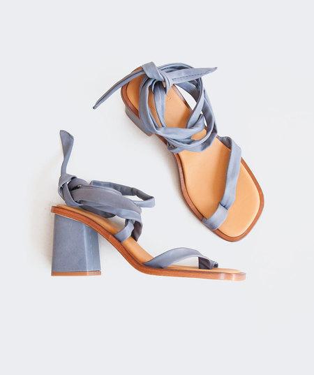 LOQ Milu Wrap Sandal - Jeans