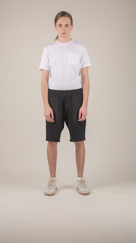 Reigning Champ - Black Hybrid Short