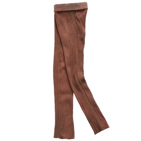 Kids Versatil-e Organic Double Knit Legging - Canyon