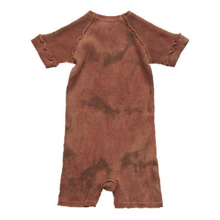 Kids Versatil-e Short Sleeve Double Knit Baby Onesie - Canyon