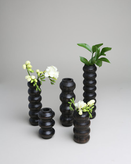Talbot & Yoon Squiggly Vases