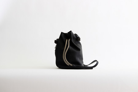 Eleven Thirty Christie Bucket Bag Black