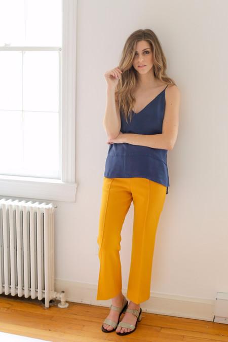 Style Mafia Una Pants Yellow