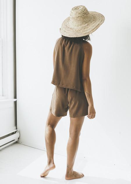 Lloyd - Summer Shorts in Brown