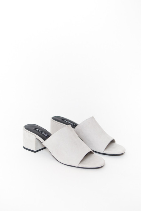 Senso Ray Suede Mules - Cloud
