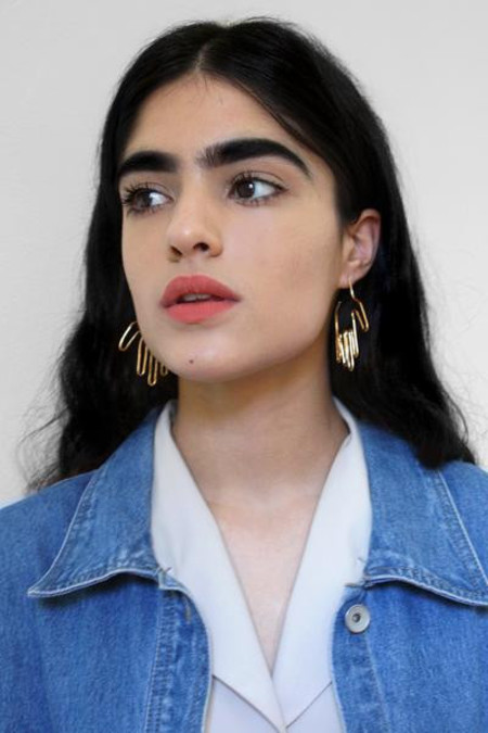 Young Frankk Hand Earrings - Gold plated