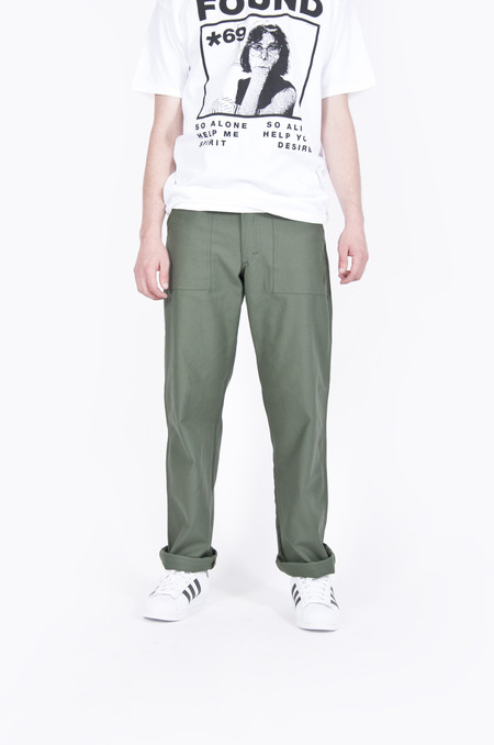Stan Ray Loose Fit Fatigue Pant - Olive