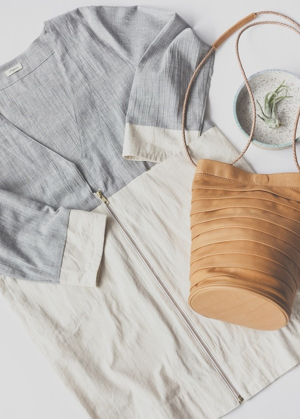 Atelier Delphine - Gardenia Coat in White