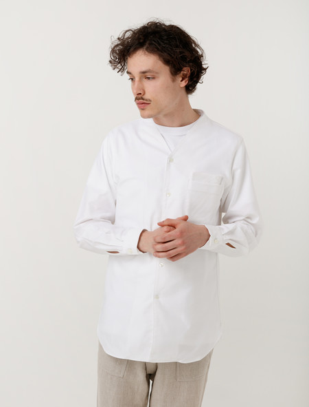 Phingerin Soup Shirt Oxford White
