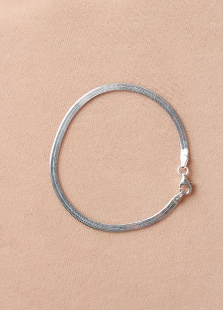 Tuza Snake Belly Bracelet