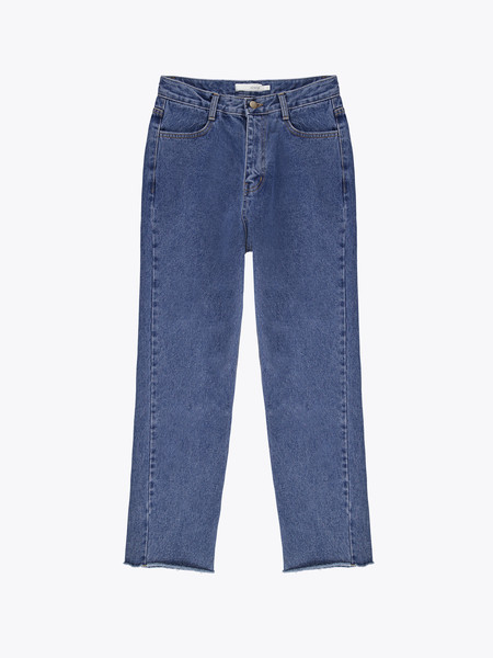 Achro High Rise Relaxed Denim