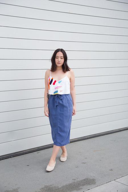 Nico Nico Lily Skirt - Lagoon