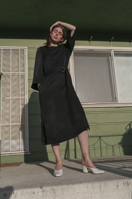 Rodebjer Rebecca Dress in Black